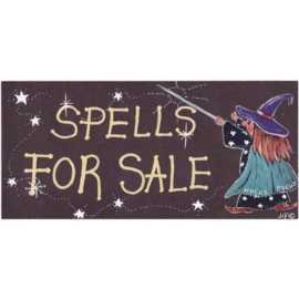 Smiley Sign - Spells For Sale