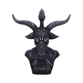 Beeld - Baphomet Bust 33cm