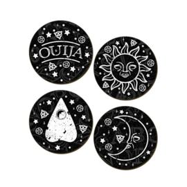 Onderzetters - Ouija