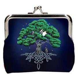 Knip Portemonnee - Tree Of Life