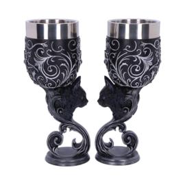 Goblet - Familiars Love 18.5cm (Set)