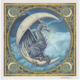 Wenskaart + Envelop - Dragon