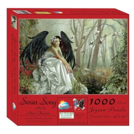 Puzzel 1000 - Swan Song