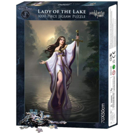 Puzzel 1000 - Lady Of The Lake
