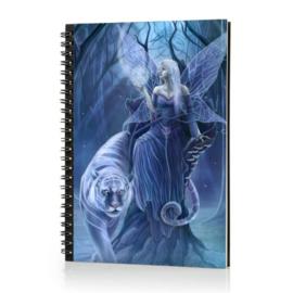 Spiraal Notitieboek 3D - Evanescence
