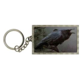 Sleutelhanger 3D - Cry Of The Raven