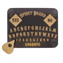 Spirit Board - Schedel
