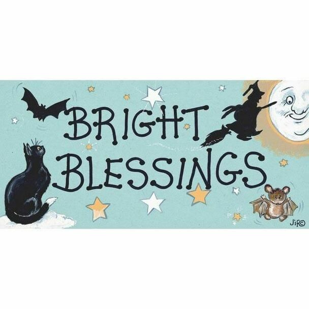 Magneetje - Bright Blessings