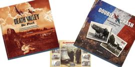 Aanbieding  Doublecrash + Death Valley De Peel + Klokkenroof! + gratis verzending