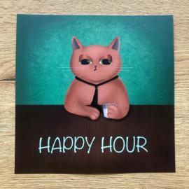 Happy Hour kat