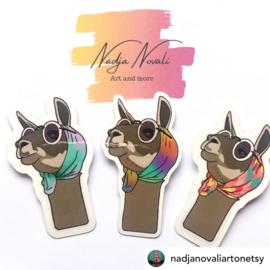 Stickers en prints