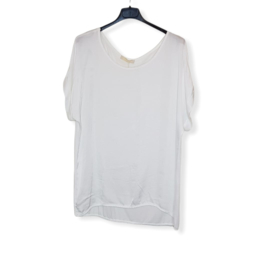 T-Shirt wit One Size