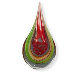 Druppel Multicolor 16cm x 31cm x 5cm