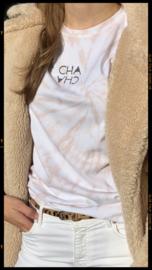 Tie dye | tee - Chai Latte