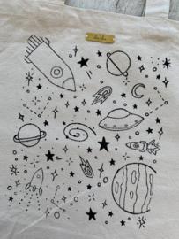 Tote Shopper BL   Universe