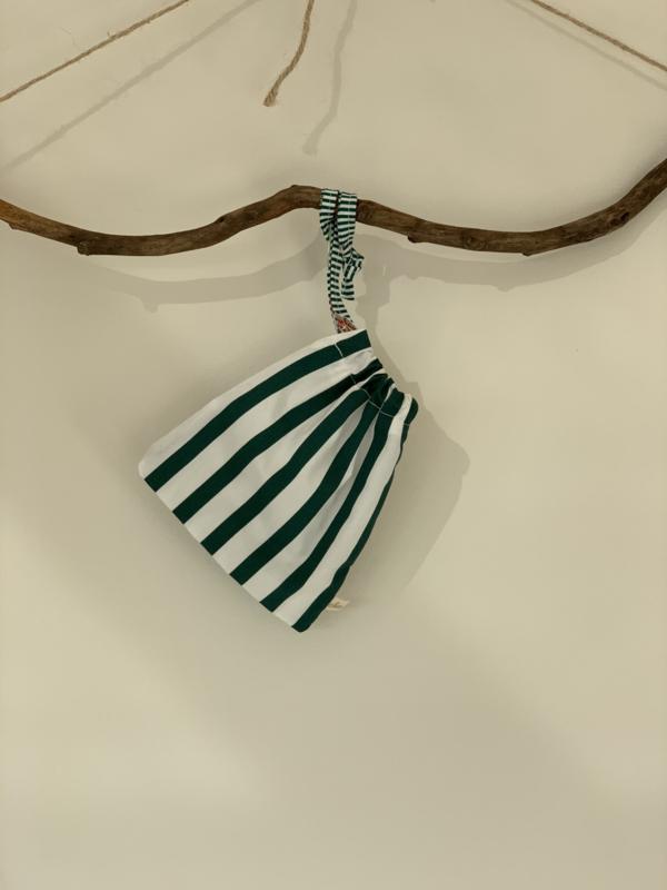 Green - Stripes