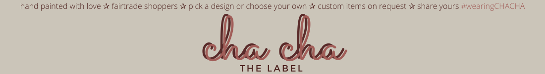 CHA CHA the label