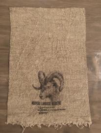Ram shabby doek 35/45 cm