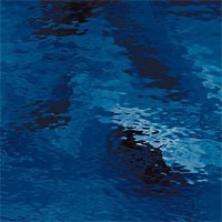 Oceanside 136 W 30 x 25 cm