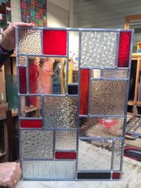Foto's cursus Glas in Lood