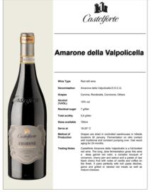 Castelforte Amarone Della Valpolicella