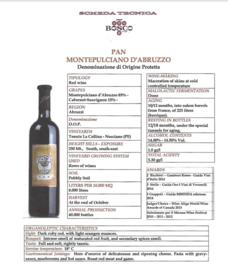 PAN Montepulciano D'Abruzzo