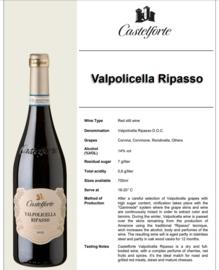 Castelforte Valpolicella Ripasso 1.5L