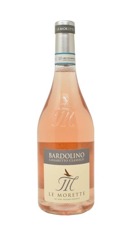 Le Morette Bardolino Chiaretto Classico 2018