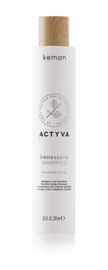 Benessere shampoo 250 ml