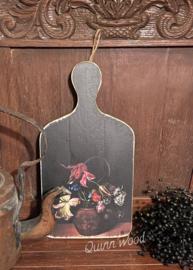 Snijplank bloemen NO1 35,5cm