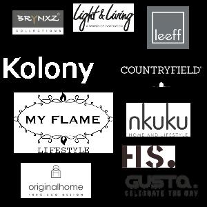 Onze merken: