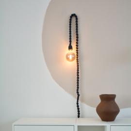 LAMP TINE  XL - DONKERGRIJS
