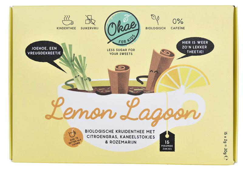 KINDERTHEE - LEMON LAGOON (BIO)