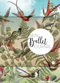 Mijn Bullet Journal - Kolibrie