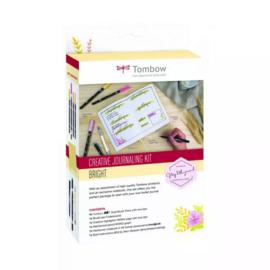 Tombow Creative Journaling Set - Bright