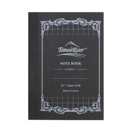 Tomoe River Paper Note Book A7 / 52g/m², 80 Vel - 160 Pagina's -uit / Sub Dot Grid