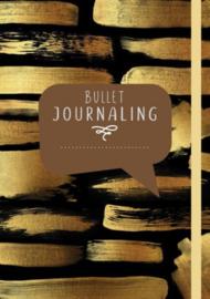 Bullet Journal -  Black Gold