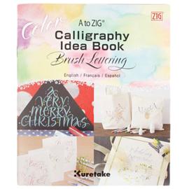 Zig A to Zig Calligraphy  Brush Lettering - Ideeënboek - No. 3