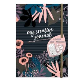 My Creative Journal - Mystery
