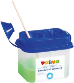 """Primo """"Safety"""" Waterbox met 2 compartimenten voor vuil en schoon water"""