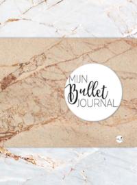 Mijn Bullet Journal - Marmer