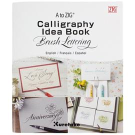 Zig A to Zig Calligraphy Brush Lettering - Ideeënboek No. 1