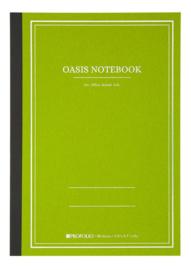 ProFolio® Oasis Notebook Avocado  , A5 = 14,8 x 21cm