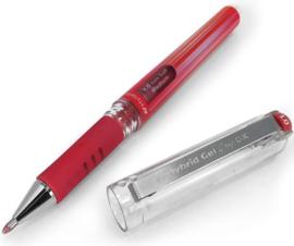 Pentel K-230 Gelpen - Rood