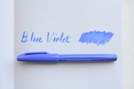 Pentel Touch Brush Sign SES15C -  Blauw -  Violet