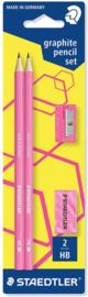 Staedtler Graphite Pencil Set