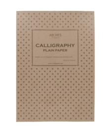 Kalligrafeerpapier