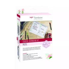 Tombow Creative Journaling Set - Pastel