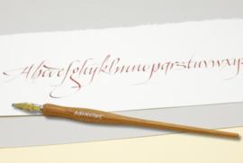 Handwritmic Teak Wood Nib Penhouder