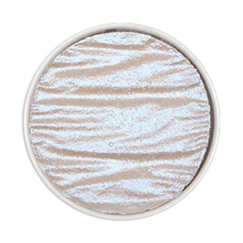Pearlcolor Waterverf Napje Blue Pearl (Shimmer) Ø 30mm